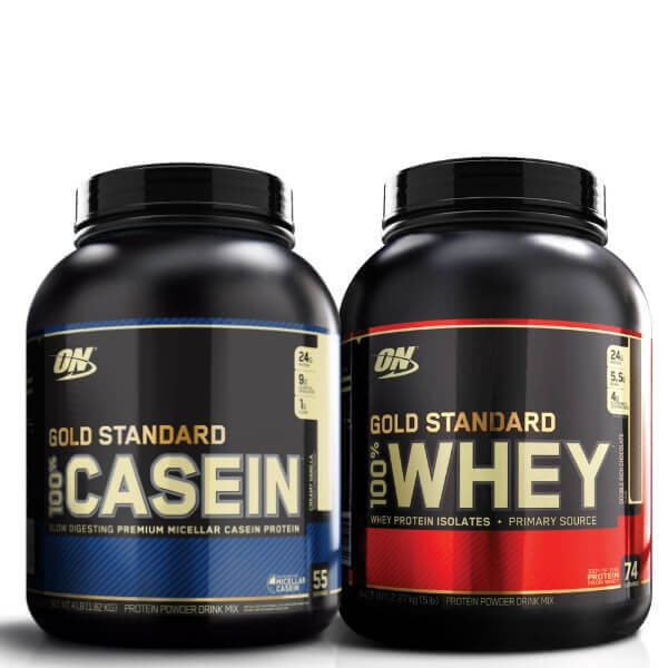 Body science casein double rich chocolate