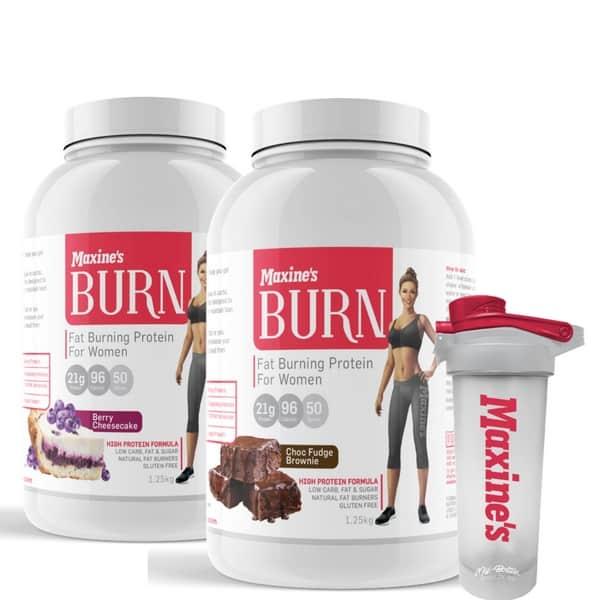 Maxine's Burn Protein Shakes for Women - Buy Online ...