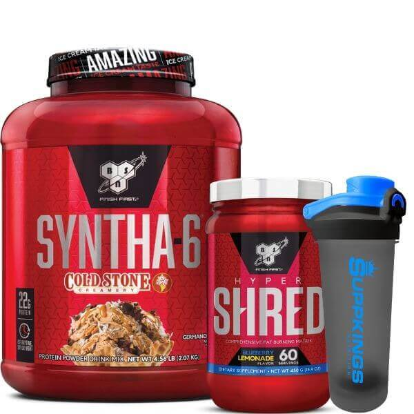 Bsn syntha 6 weight loss