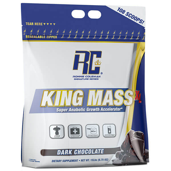 Ronnie Coleman - King Mass XL Super Anabolic Growth Accelerator