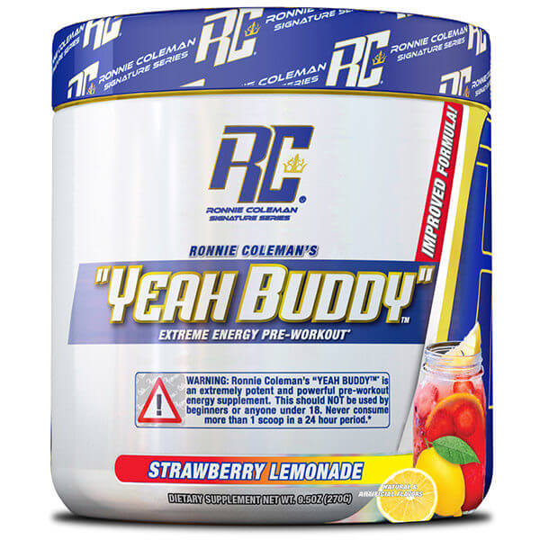Ronnie Coleman - Yeah Buddy - Pre Workout
